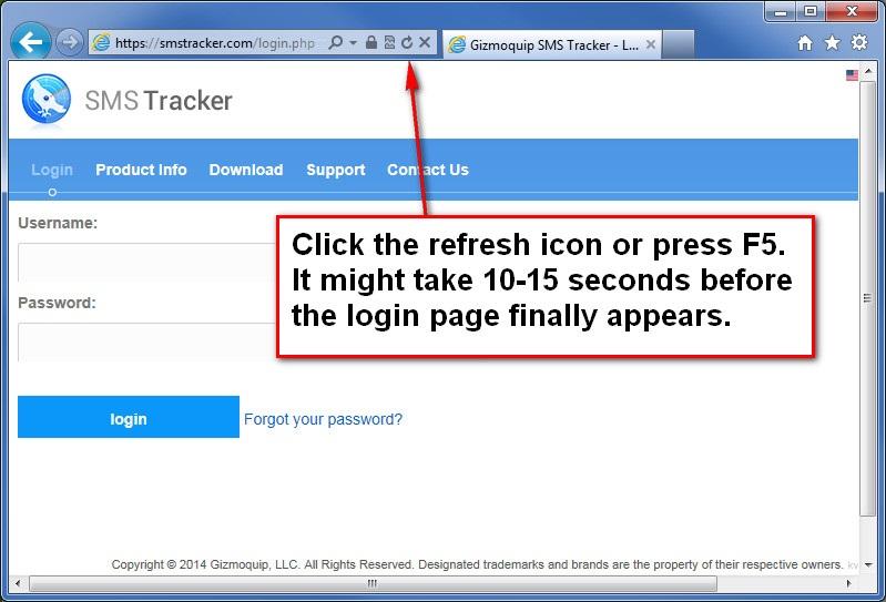 Sms Track Info